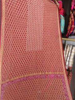 Bandhani Saree In  Maysori Georgette Saree 18