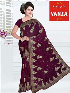 Georgette Designer Saree 19