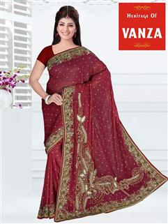 Georgette Designer Saree 23