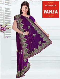 Georgette Designer Saree 27
