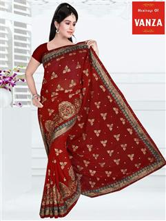 Georgette Designer Saree 32